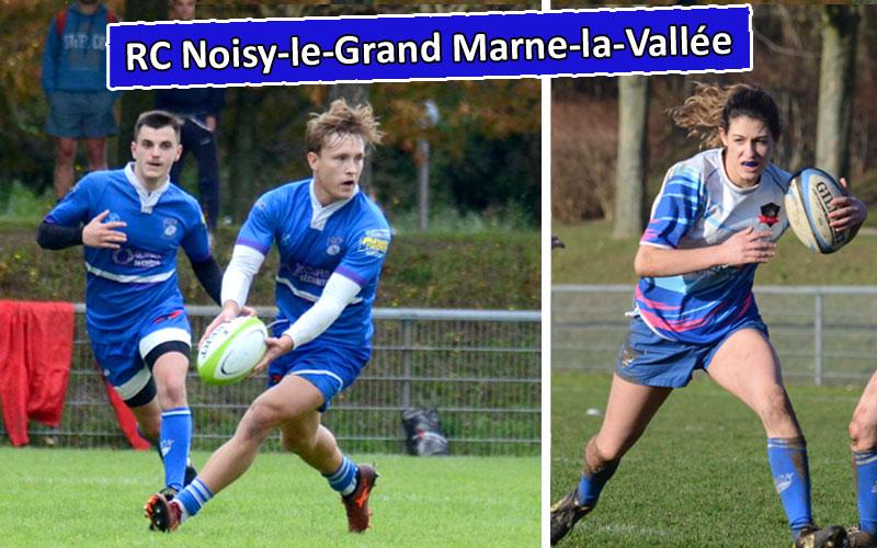 Crédits : RC Noisy-le-Gd / Marne-la-Vallée