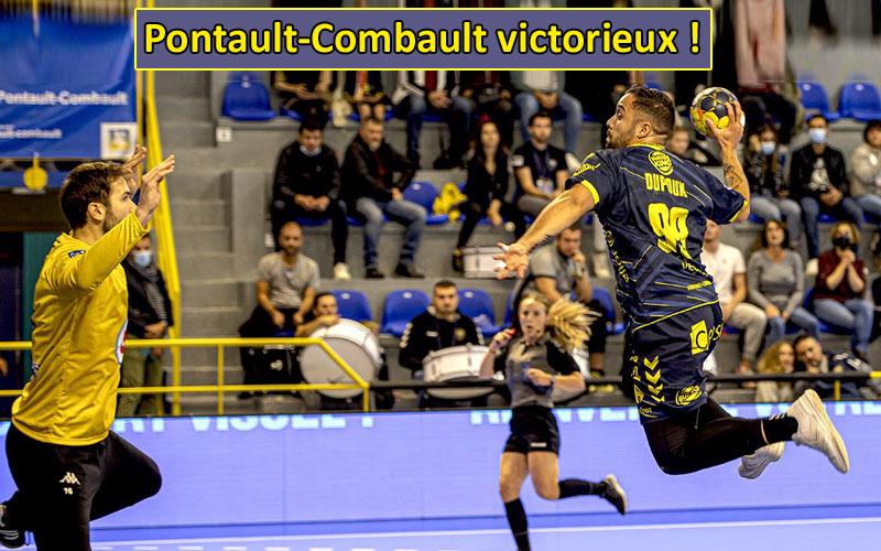 Crédits : Pontault-Combault HB