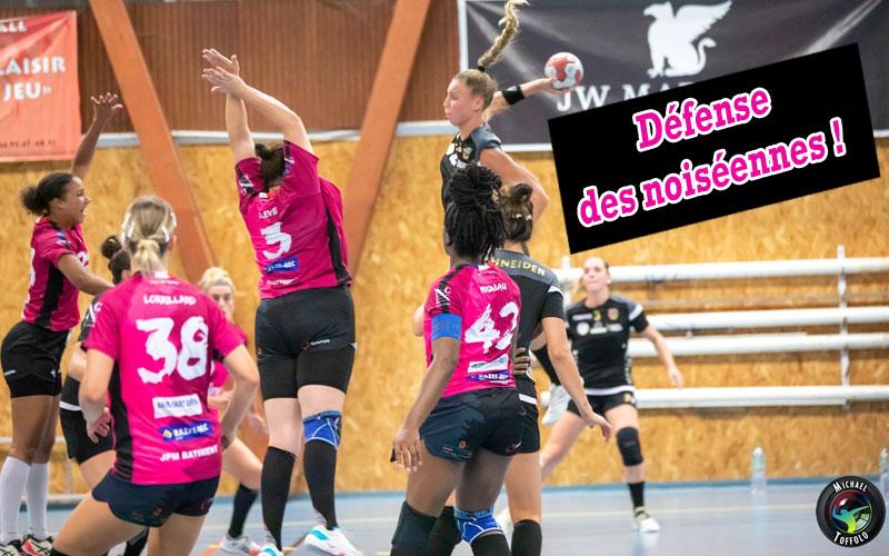 L'équipe de D2F de Noisy ( (Crédit : Saint-Denis Sport)