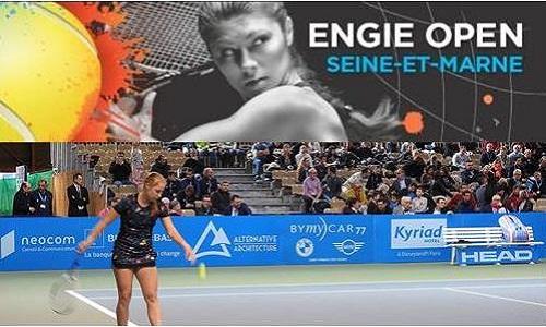 Le tournoi de tennis pro de Marne-la-Vallée