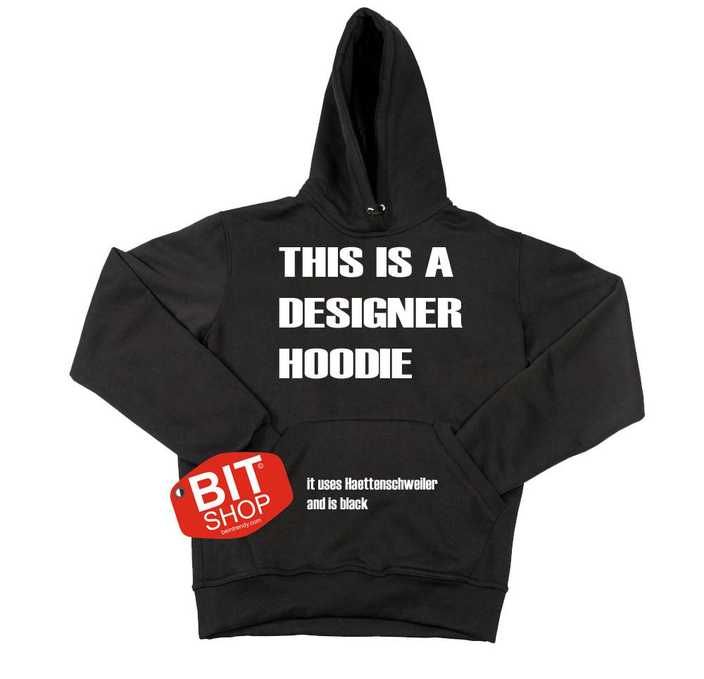 дизайнерская худи