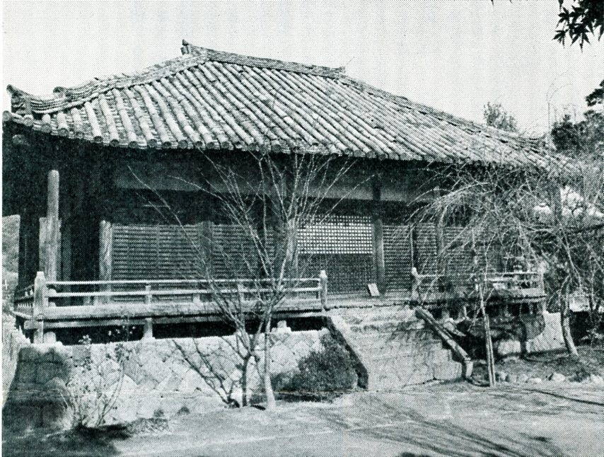 石位寺(旧本堂)
