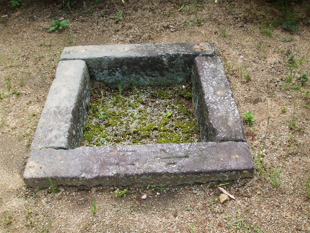 昔の「産湯の井戸」