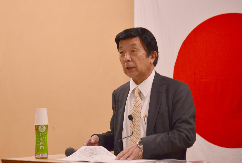 皇學館大學 名誉教授 岡田 登 先生