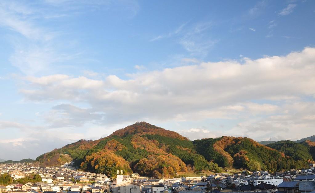 外鎌山(忍坂山)
