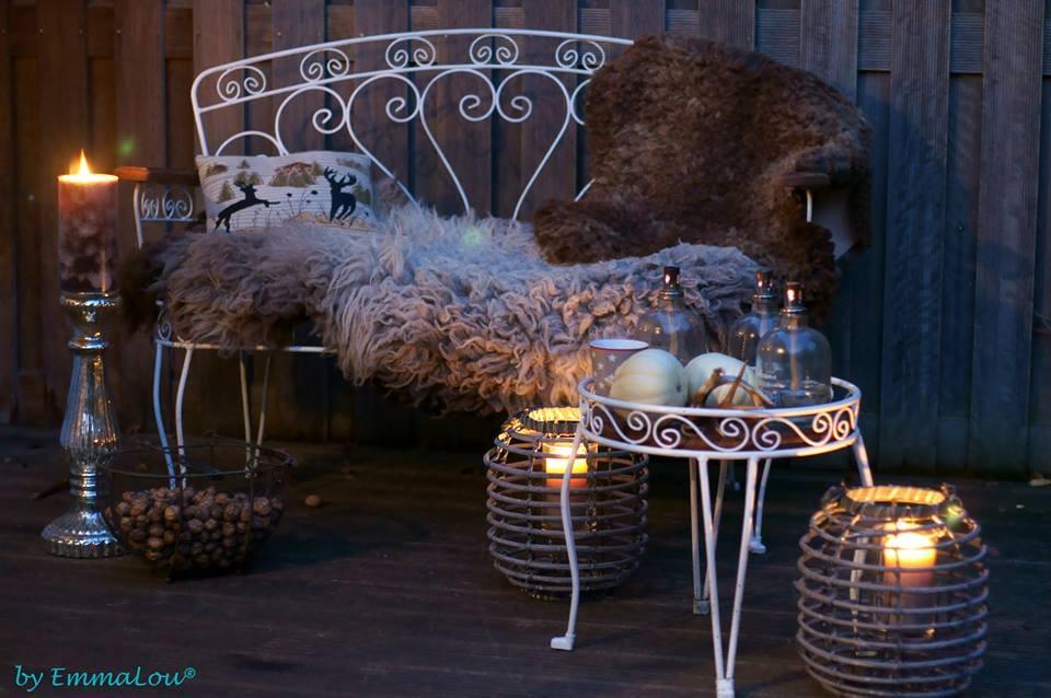 Der bunte Markt im kleinen Garten Herbst 2014
