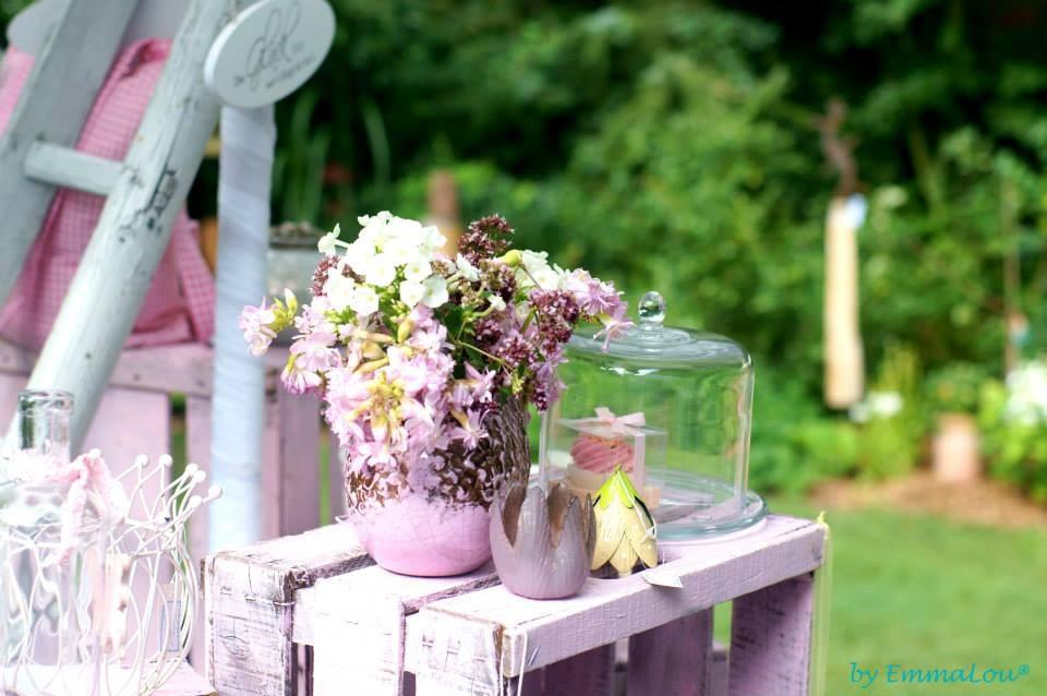 Der bunte Markt im kleinen Garten Sommer 2014