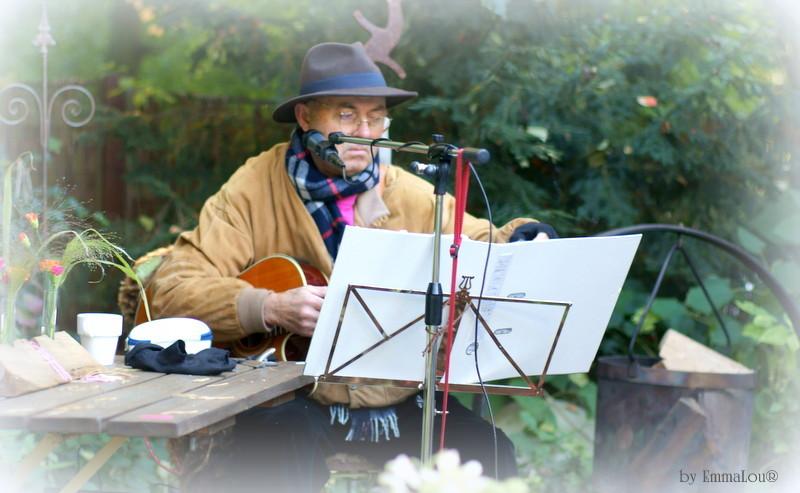 Herbstzauber: Der bunte Markt im kleinen Garten 2015  - LIVEMUSIK