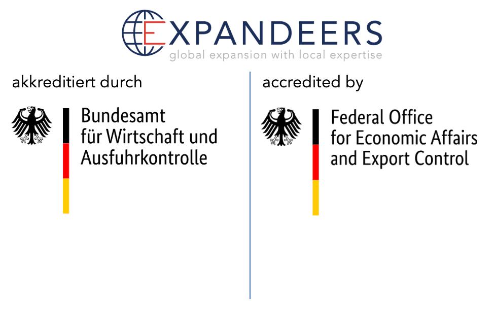 BAFA Akkreditierung: Startups und Mittelstand erhalten bis zu 3.200 EUR für Expansions-Projekte mit Expandeers