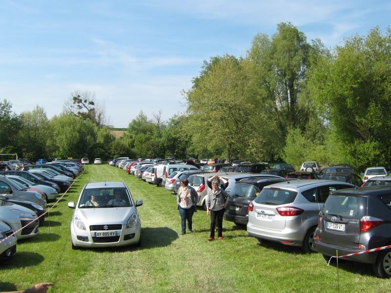 © G.Marcia pour Sophia - Dimanche 4 Mai 2014 - Le Parking