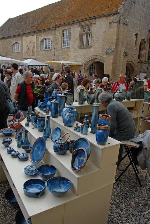 Quelques photos des Marchés de Potiers © S.O.P.H.I.A