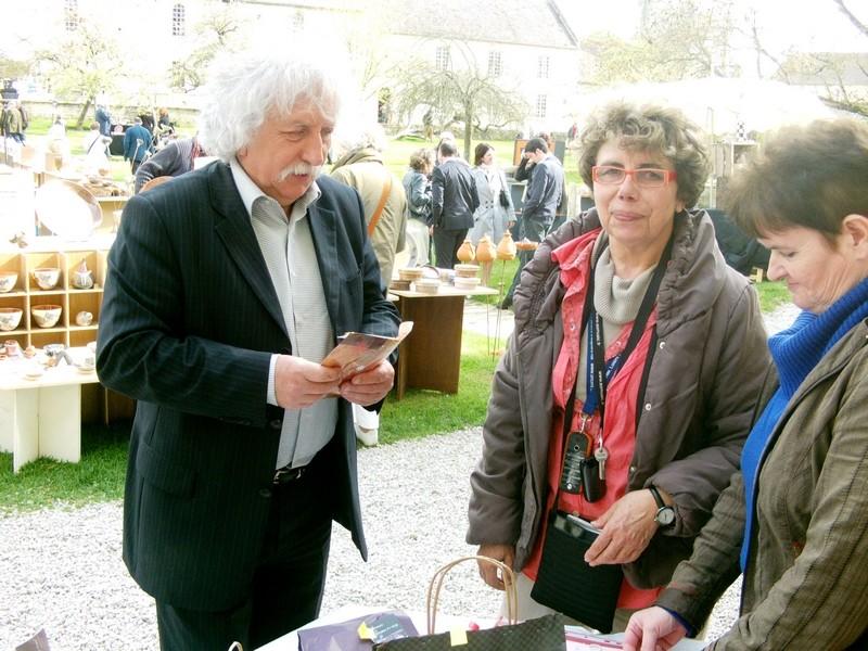 Samedi 4 Mai 2013 © Gérard et Martine MARCIA pour S.O.P.H.I.A - M. Lavisse à la Tombola
