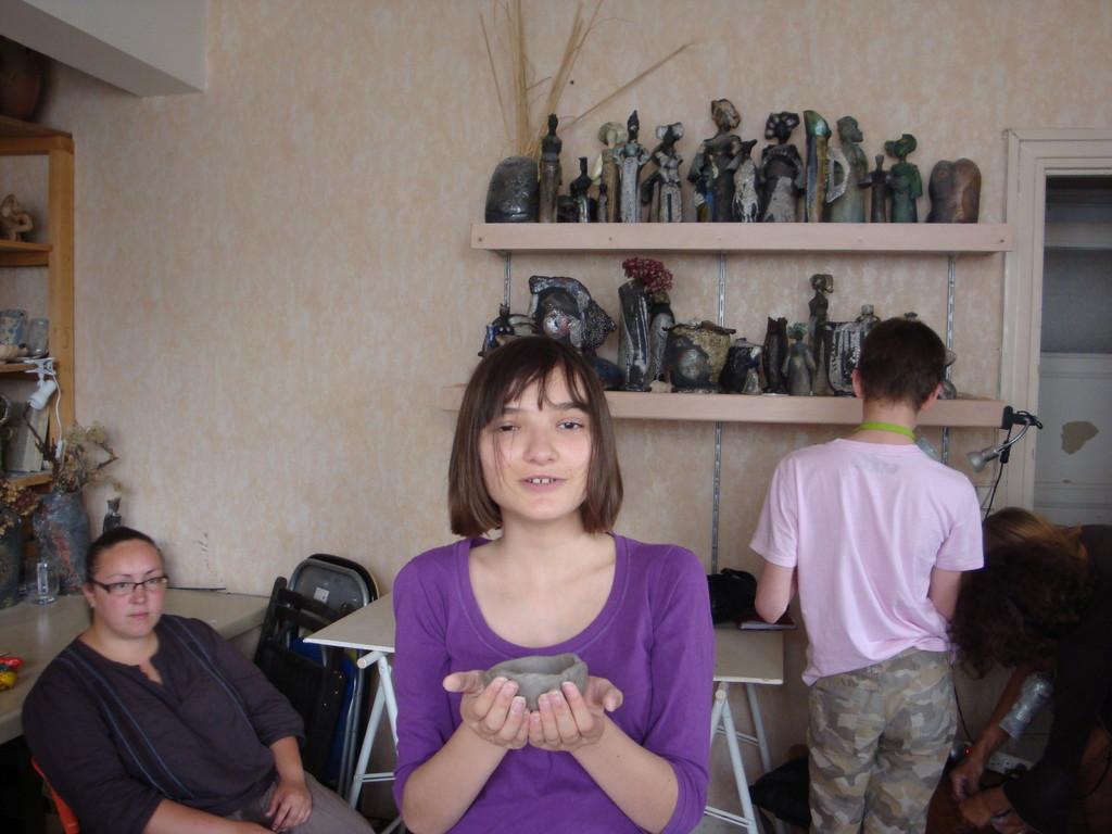 Sophia © 2010 - Ateliers Poterie SESSAD de Juillet