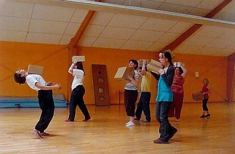 © SOPHIA - Danse en Mai 2011