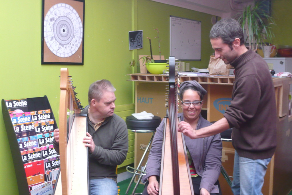Sophia © 2010 - Ateliers Les Arts Sensibles de Septembre