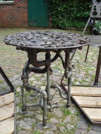 Klempner-Tisch 1