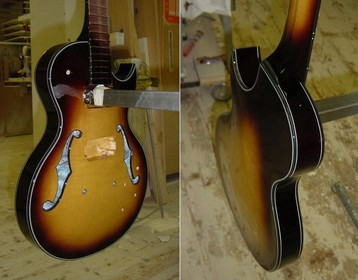 Spray Painting A Guitar Without Sanding