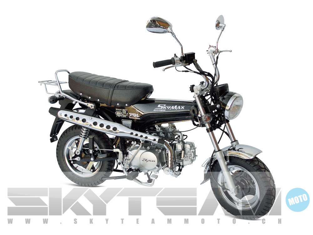 Skyteam Skymax 125 schwarz