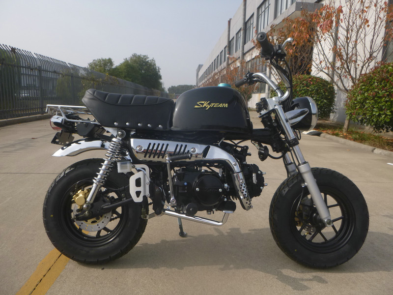 Skyteam Skybongo 125 schwarz