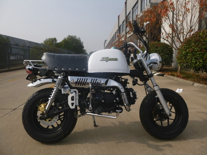 Skyteam Skybongo 125 weiss