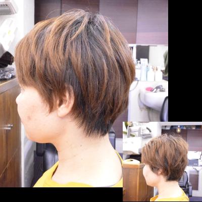 日吉美容院縮毛矯正-縮毛矯正専門美容師11