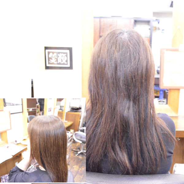 縮毛矯正から期間が1年空いても…