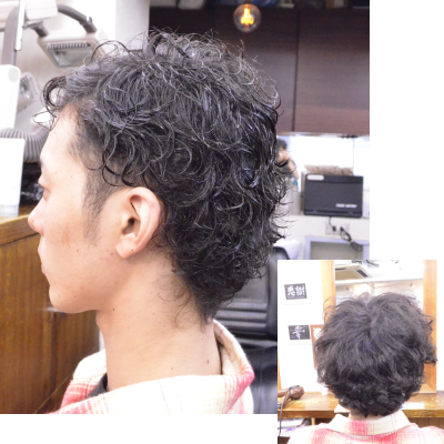 日吉美容院縮毛矯正-縮毛矯正専門美容師15