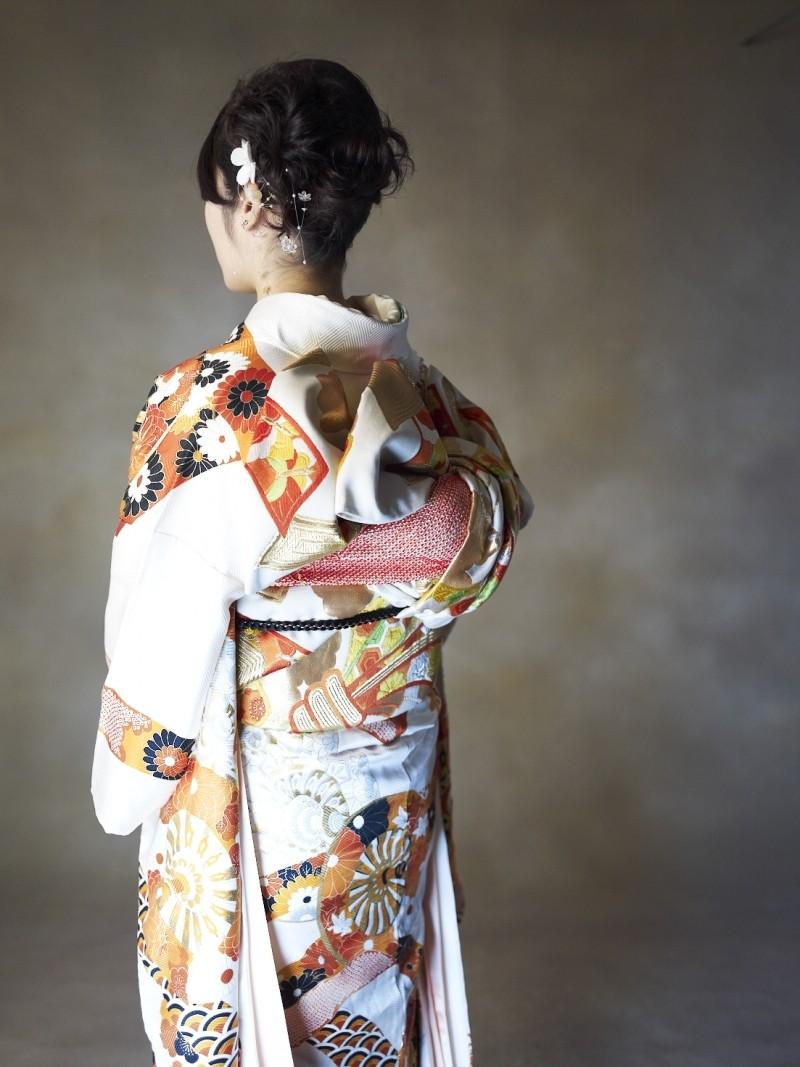 横浜成人式着付け・ヘアセット・メイク・前撮り