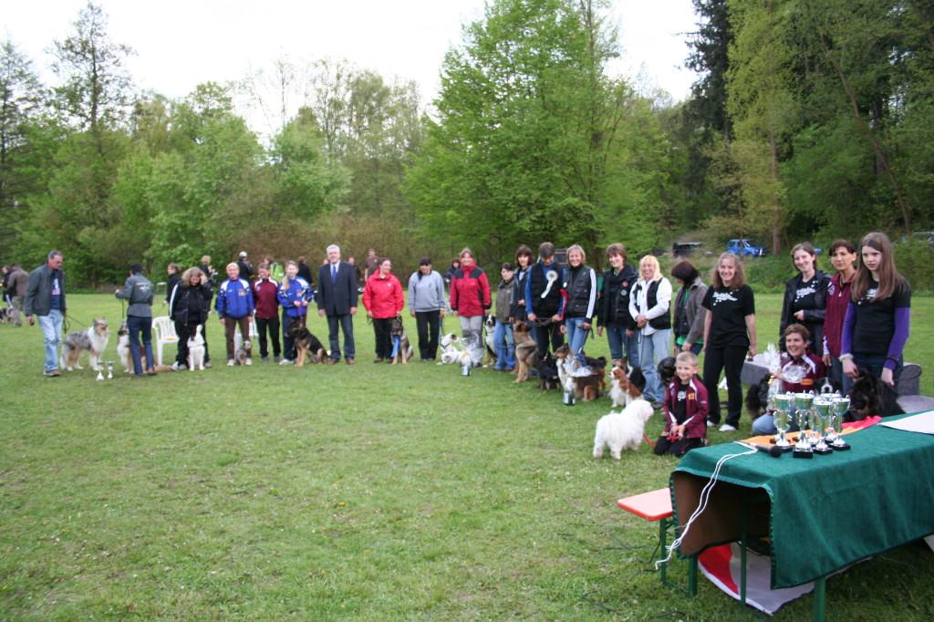 Alle Teilnehmer der Regionalliga 1. Lauf