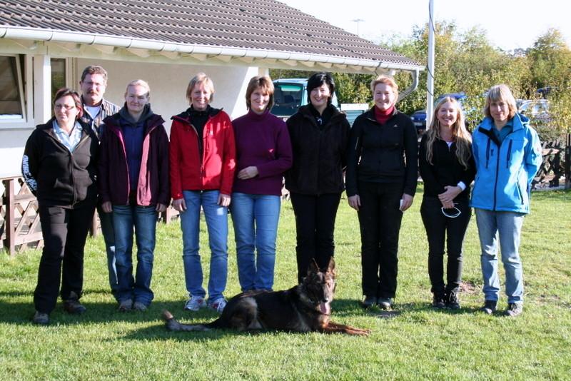 Teilnehmer der LG 14