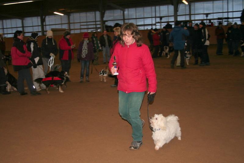 Karin mit Bacco