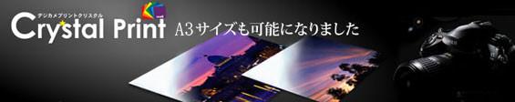 セキグチカメラ / デジカメプリント / クリスタルプリントLite