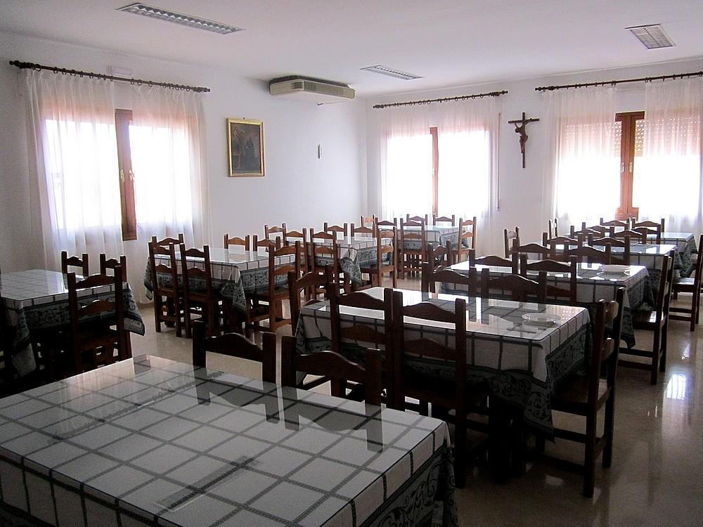 Comedor casa de oración