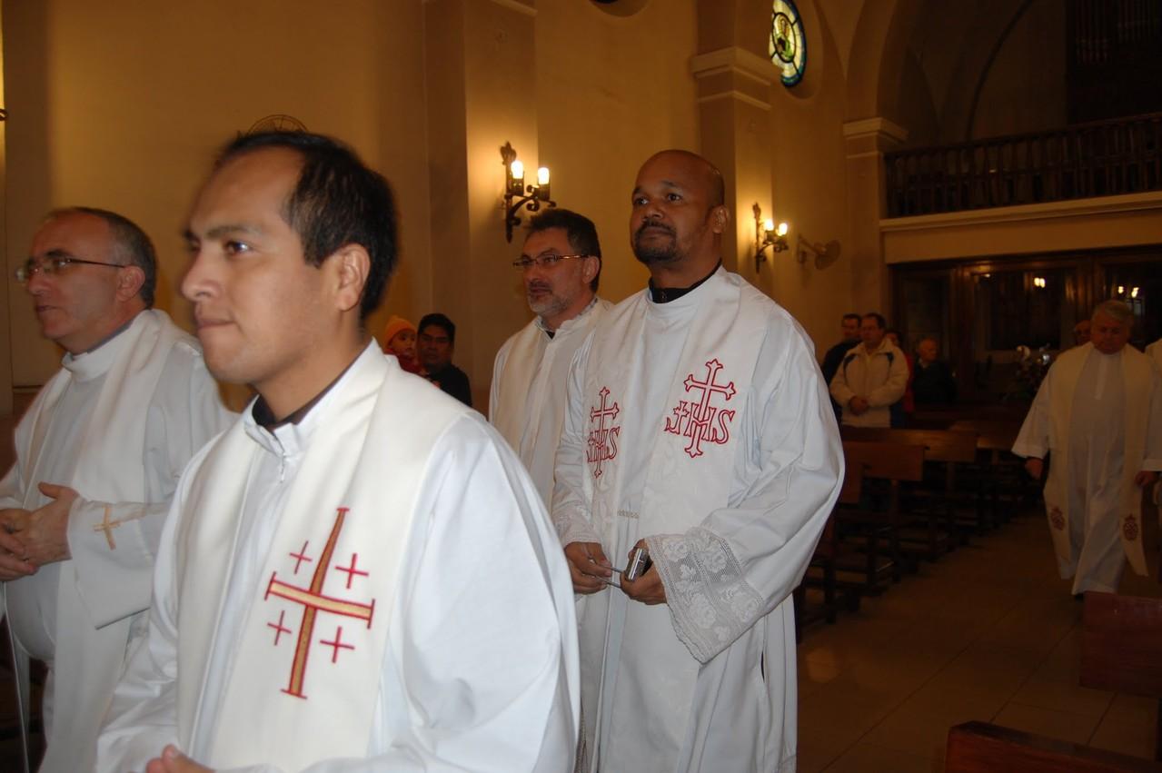 Sacerdotes concelebrantes