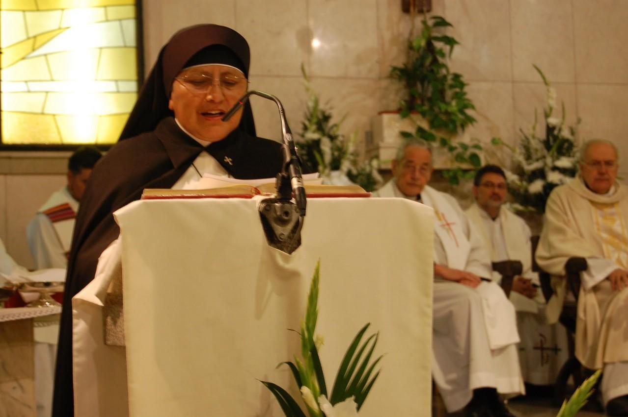 Superiora General, Madre Gloria Isabel Huérfano P