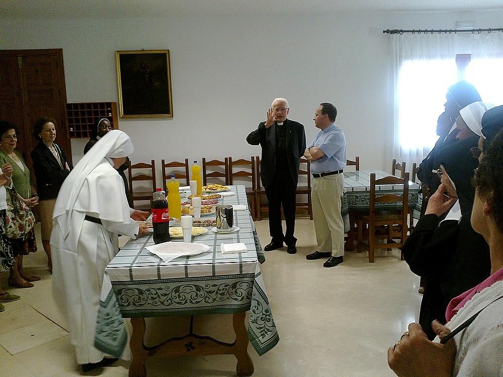 Encuentros de religiosas
