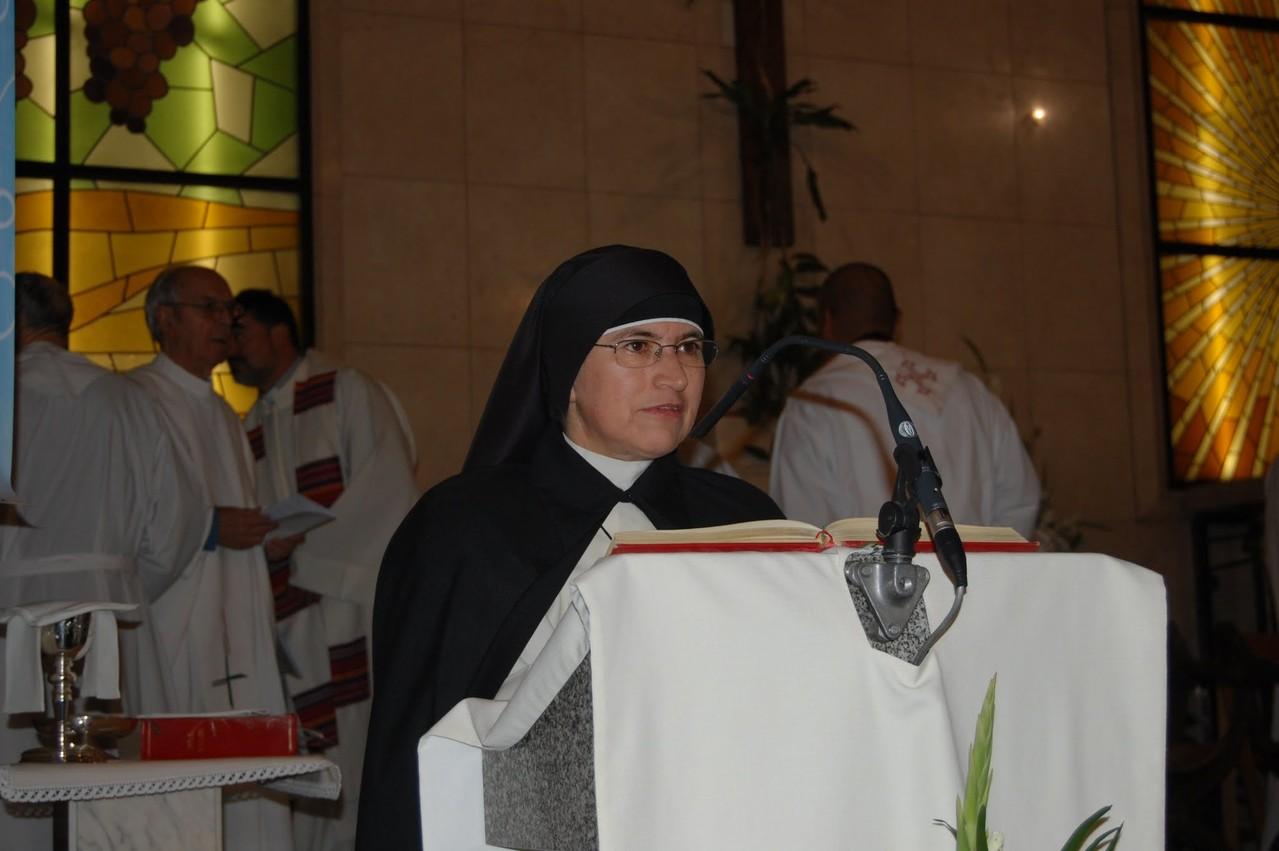 Superiora Provincial, Madre María Luisa Cárdenas