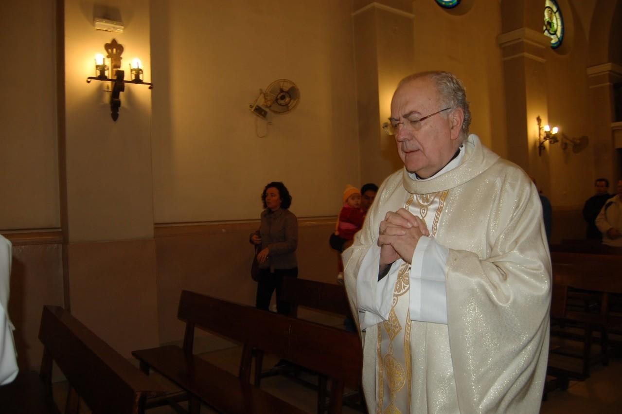 Presidió Don Joaquín Martín Abad