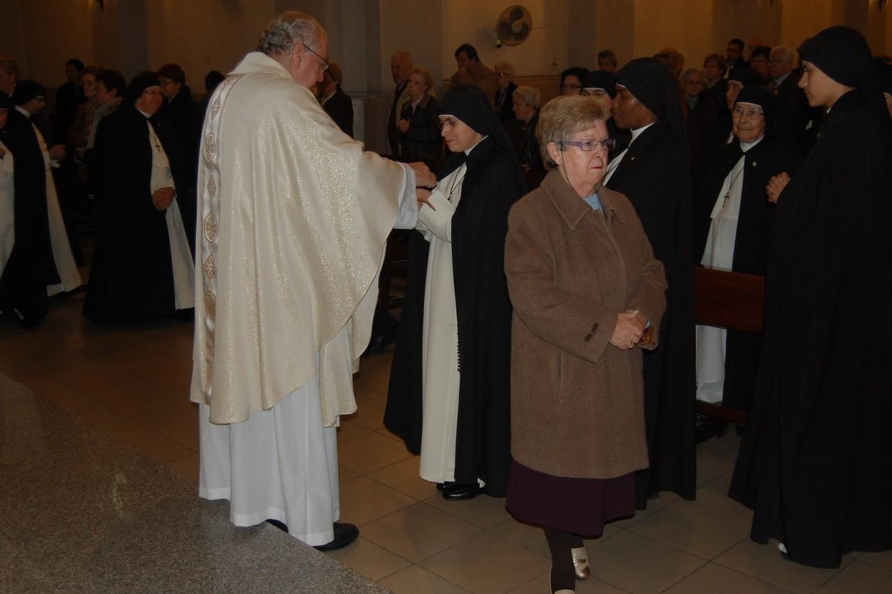 Eucaristía de acción de gracias
