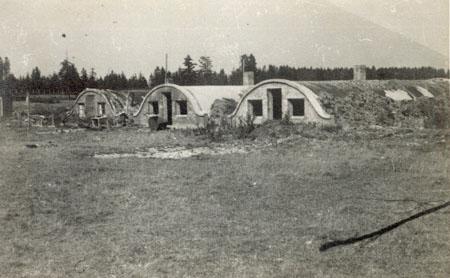 Lager 1 Tonröhrenbaracken Archiv Manfred Deiler,