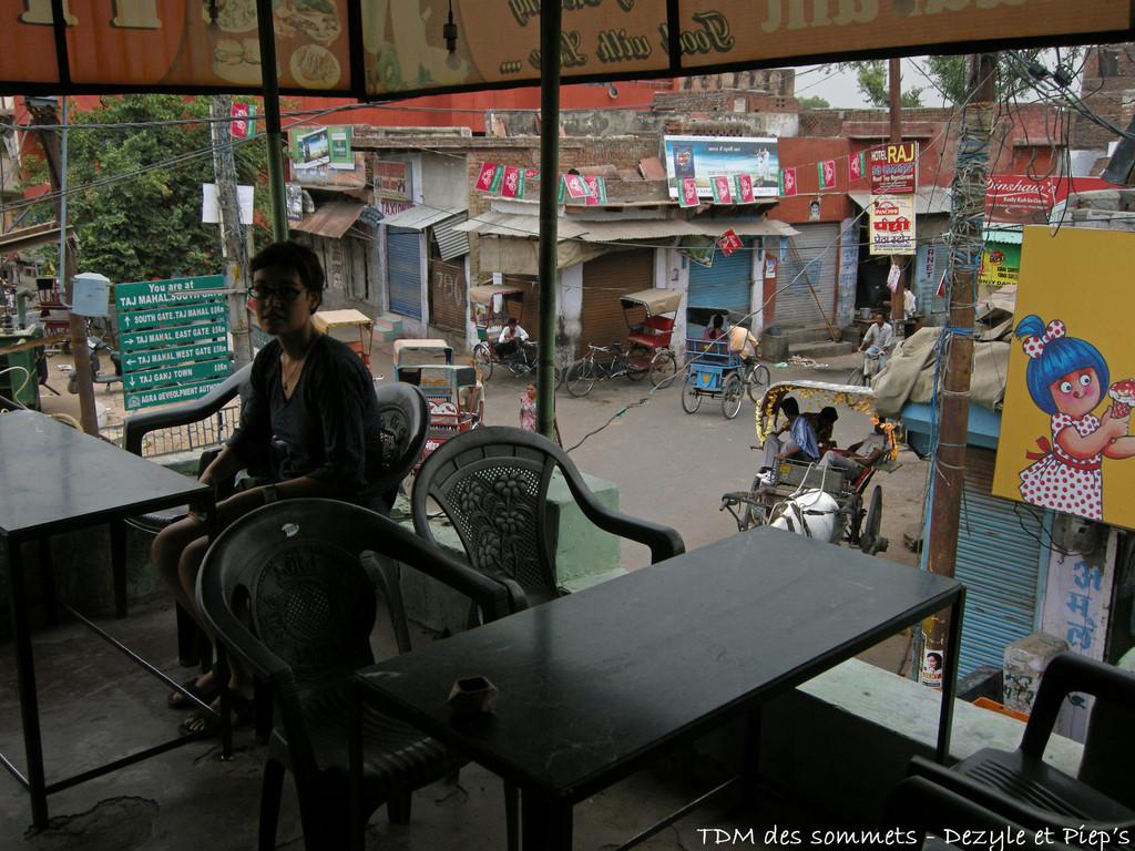 Resto - Agra