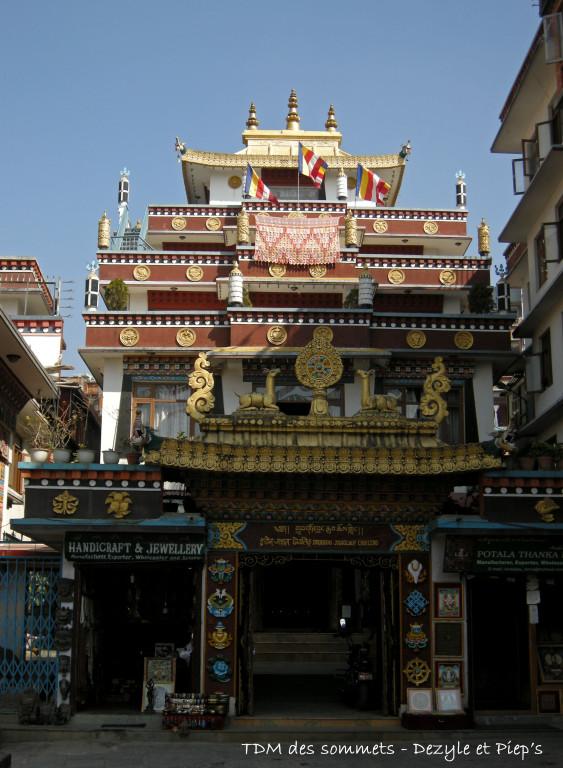 Monastère Drubgon Jangchup Choeling