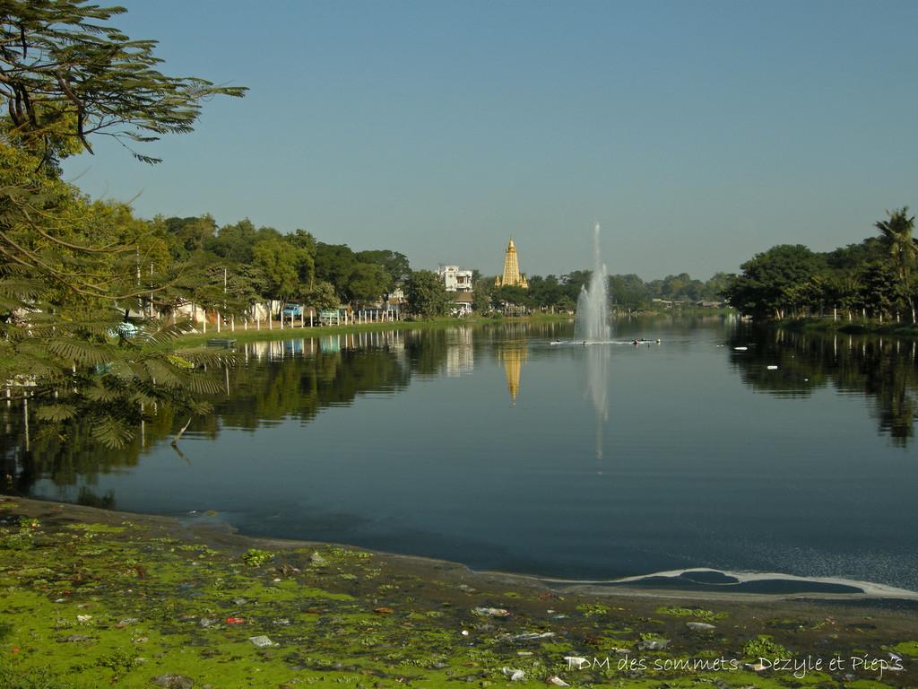 Canal a Mandalay
