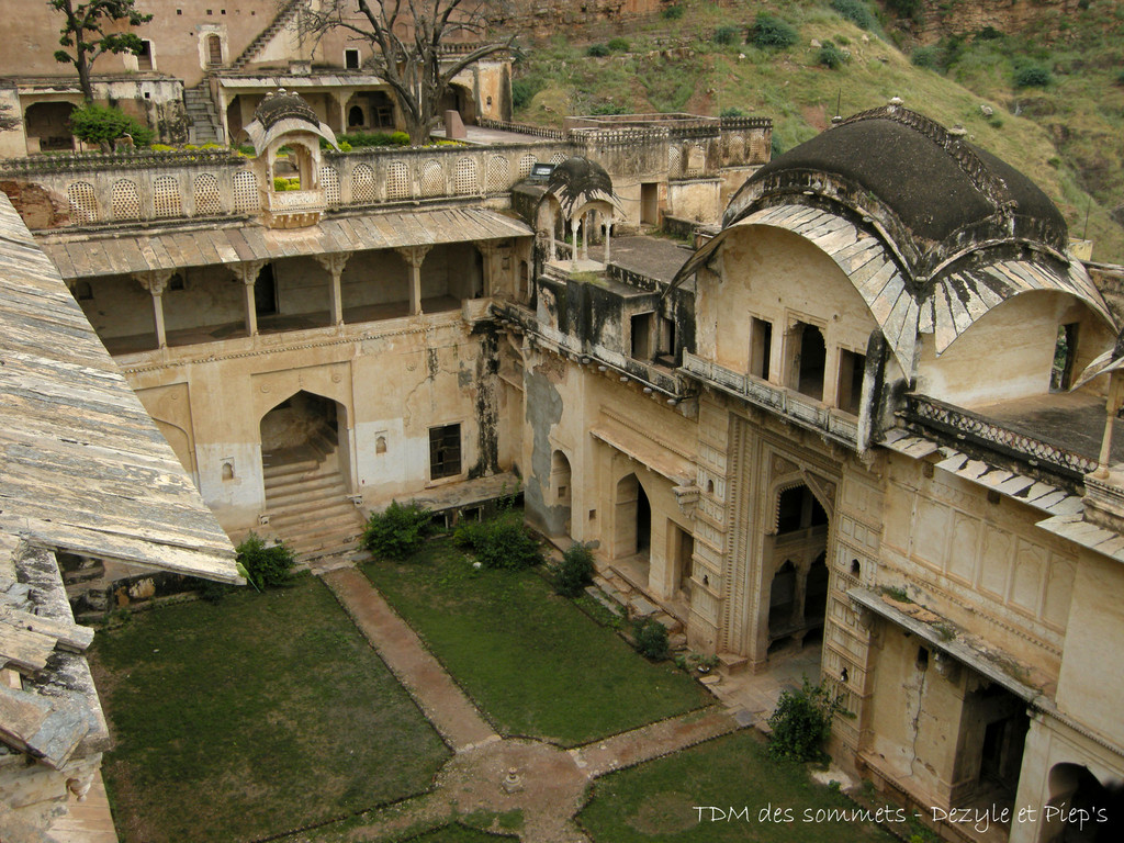 Palace de Bundi