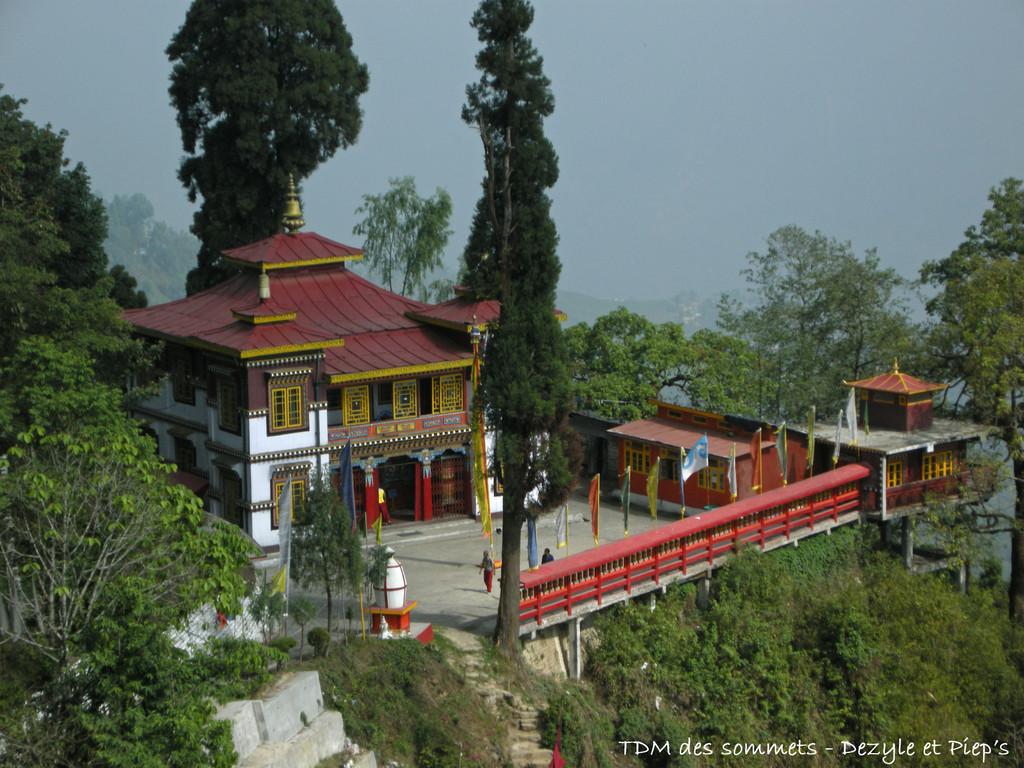 Monastere Bhutia Busty, Darjeeling