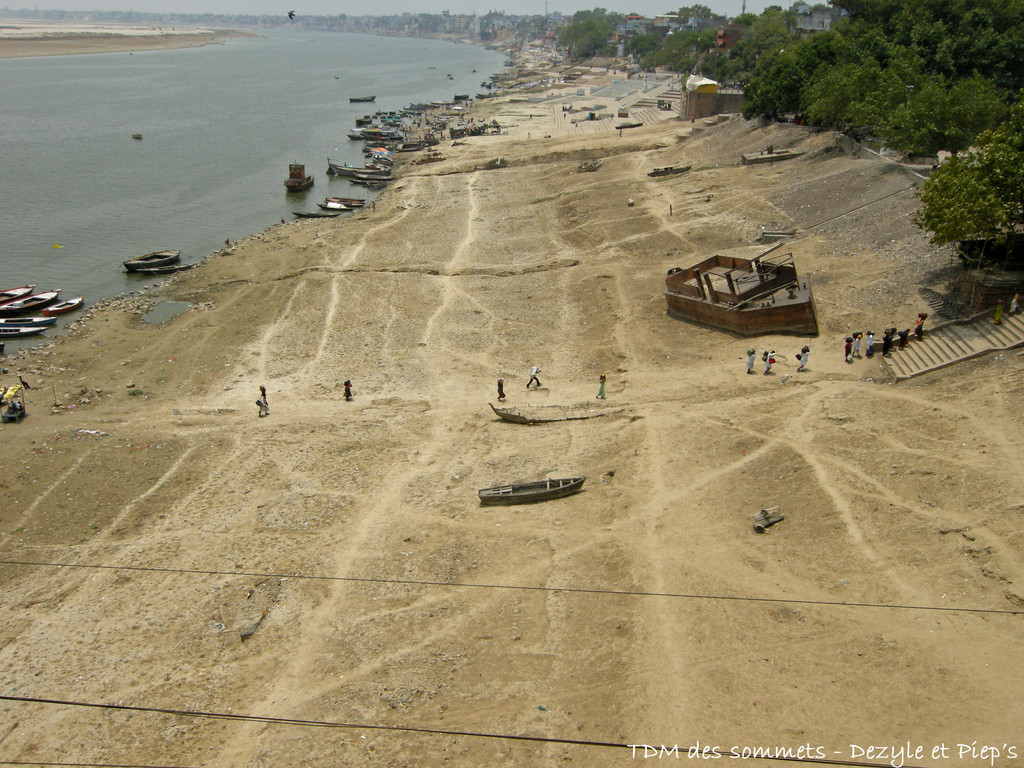 Rives du Gange