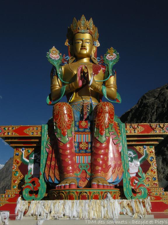 Buddha de Diskit