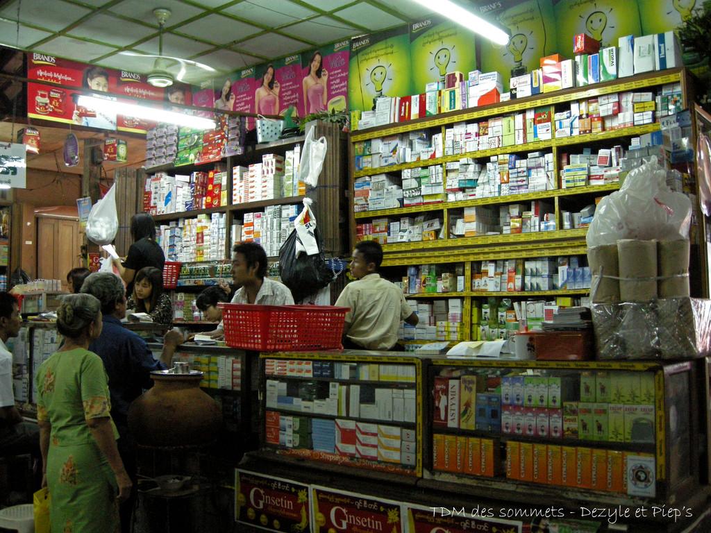 Pharmacie locale
