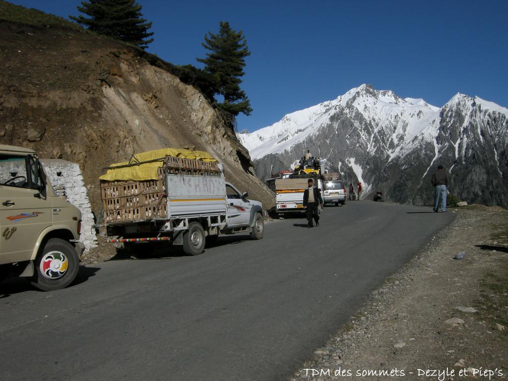 En route vers Leh