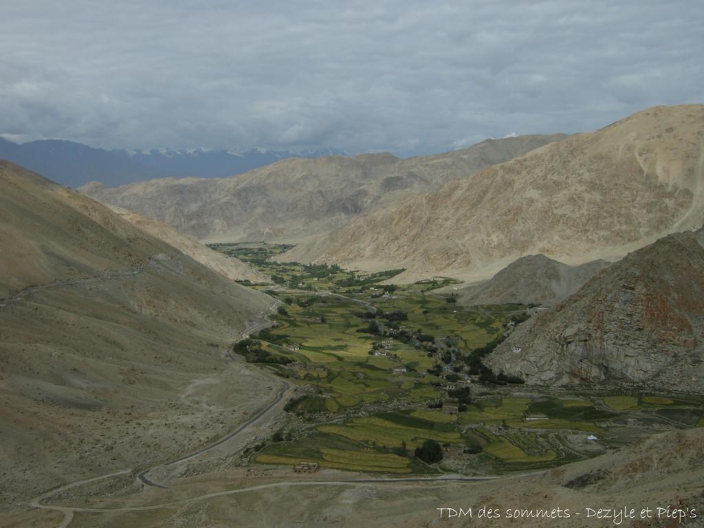 Vallée de Chemrey et Thaktok